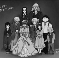The Zoldyck Family (HunterXHunter)