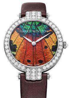 Harry Winston Premier Precious Butterfly
