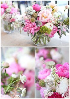pink peonies | romantic  photography: summer street  flowers: prairie fair