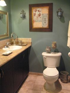 Bathroom cabinet, vanity top, floor and wall color