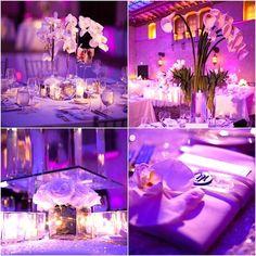 Romantically Chic California Wedding - MODwedding