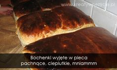 bochenki z pieca