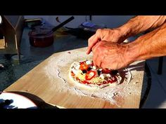 The Fiesta portable pizza oven is the easiest in the market. It's a wood-burning pizza oven. You only need to plug the chimney into place, fit the refractory fire brick inside the oven and it's ready to be fired up. Best Outdoor Pizza Oven, Portable Pizza Oven, Pizza Oven Kits, Outdoor Oven, Pizza Ovens, Small Pizza, Four A Pizza, Mobile Pizza Oven, Wood Fired Oven