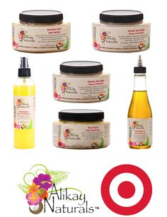 Did you know you can buy Alikay Naturals products at Target?  I've been subscribed to Rochelle Graham-Campbell, CEO and Co-Founder Alikay Na...
