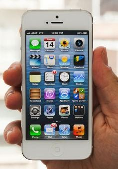 iPhone 5 propels iOS ahead of Android on U. smartphones During the 12 weeks ended October Apple's iOS nabbed a percent smartphone market share, compared to Android's percent. Iphone 5s, Apple Iphone 5, Hacks Iphone, Free Iphone, Iphone Contract, Ipad Mini, Application Iphone, Telephone Iphone, Iphone Hacks