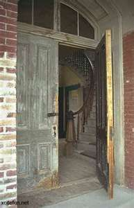This is an abandoned building, Hotel Meade, in Bannack, Montana