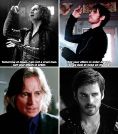 "Parallels |Rumplestiltskin - 2 * 4 ""Crocodile Vs Killian Jones - 5 * 10 ""Broken Heart"""