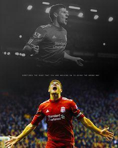 Steven Gerrard #lfc #ynwa