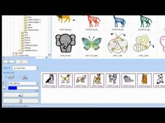 ▶ PE-DESIGN NEXT Design Database - YouTube Brother Embroidery Machine, Machine Embroidery Projects, Embroidery Ideas, Embroidery Applique, Embroidery Digitizing, Embroidery Software, Brother Pe Design, Brother Dream Machine, Design Tutorials