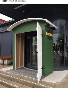 Ikea, Garage Doors, Outdoor Decor, Design, Home Decor, Decoration Home, Ikea Co, Room Decor