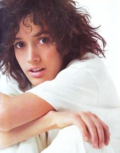 Jennifer Beals looks like Katherine Moennig in this.