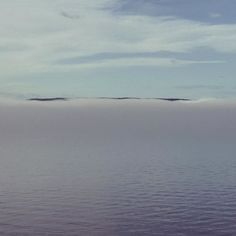 Nesodden i tåke. #nesodden #tåke #fog