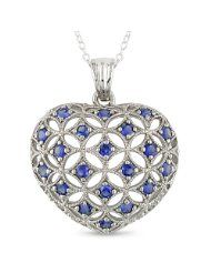 Valentine's Day - Up to 70 off Gemstone Heart Jewelry
