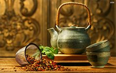 Six ancient methods to keep your pH in balance for a healthy life Infusion Bio, Coffee Guide, Fruit Tea, Chamomile Tea, Tea Cup Set, Wallpaper Pc, Widescreen Wallpaper, How To Make Tea, Loose Leaf Tea