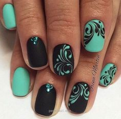 Must Try Fall Nail Designs and Ideas 2017…