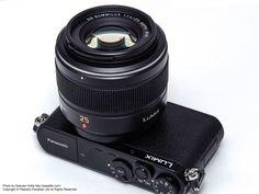 LUMIX GM(DMC-GM1K) + LEICA DG SUMMILUX 25mm F1.4 ASPH.