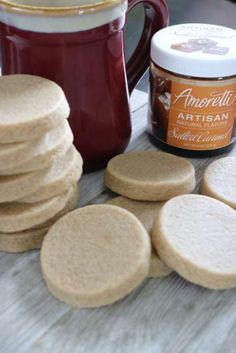 Caramel Macchiato Sugar Cookies ~ 6 Cakes & More, LLC Cut Out Cookie Recipe, Cookie Dough Recipes, Cut Out Cookies, Icing Recipes, Candy Recipes, Royal Icing Cookies, Sugar Cookies, Iced Cookies, 6 Cake