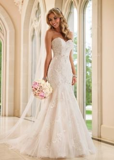 Glamorous 2015 Stella York wedding dresses | Wedding Dresses | Plan Your Perfect Wedding