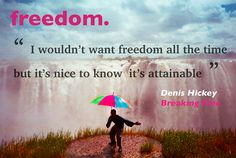 My travelbooks portray the essence of freedom ! http://www.breakingfree-thebooks.com   What does #freedom mean to you?