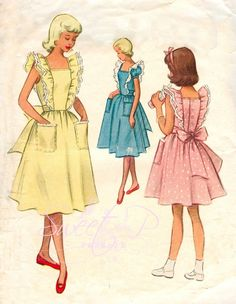 1951 Simplicity Pattern