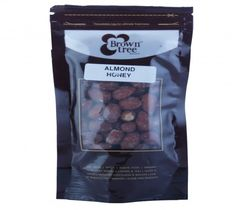 Almond Honey 100G at Rs.160 with free shipping in India from Browntree!