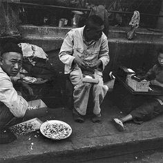 old shanghai life