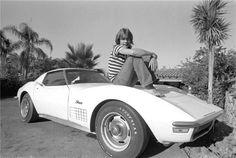 David Cassidy, 1972 Corvette