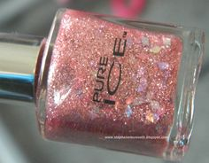 Pure Ice Nail Polish: Material Girl