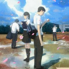 Yukihiro Nakamura Web Anime Scenery, Photo Illustration, Anime Art, Eyes, Artist, Cute, Fictional Characters, Baby, Artists