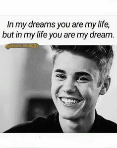 You're my life and dream ❤