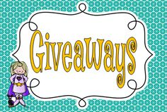 Blog Giveaways and Contests