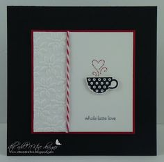 Cat's Ink.Corporated: Still addINKtive - Spot That Stamp Set - Stampin' Up's Patterned Occasions