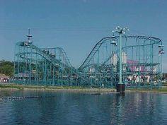 Negative-g.com LeSourdsville Lake Amusement Park