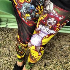 Living Dead Clothing - Zombie OZ omg I must have these ASAP