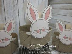 Bunny Easter Baskets!