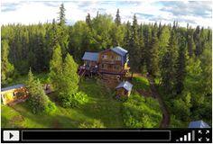 Talaheim Lodge Alaska - Alaskan Helicopter Fly Fishing Lodge