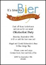 Celebrate the holiday with custom Oktoberfest invitations. Keep your Octoberfest invitation cost low with our 10 free Oktoberfest invites and express shipping. Oktoberfest Party, Oktoberfest Invitation, Invitation Wording, Invitation Design, Invitation Cards, Invites, Holiday Party Invitations, Personalized Invitations, Holiday Parties