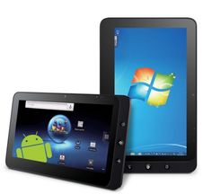 Windows vs. Android Tablets