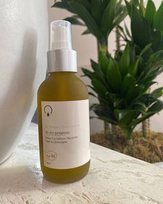 "OrganiGrowHairCo's Instagram photo: ""Give your hair the RE-DO it needs with our restorative nourishing Pre Shampoo elixir. This oil helps to restore your natural luster…"""
