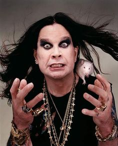 Ozzy Osbourne............