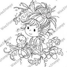 Oak Tree Girl