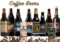 """Ten Must Try Coffee Beers this Winter"""