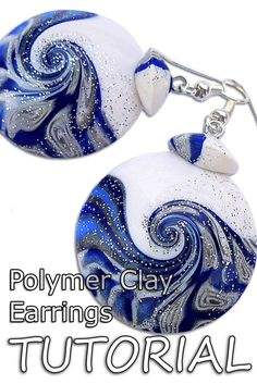 Make stunning earrings for a couple of hours with the help of this tutorial, even if you have no experience! Holiday discount 15% :) Coupon for discount: 181216 Tutorial >>> https://www.etsy.com/listing/486533288/how-to-make-stunning-earrings-jewelry