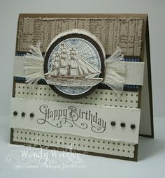 Wickedly Wonderful Creations: Open Sea Birthday