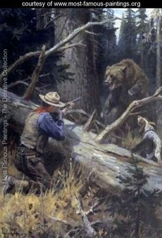 Dangerous sport - Philip Russell  Goodwin - www.most-famous-paintings.org