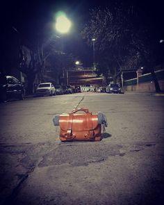 #Annoni #AnnoniBags #BuenosAires #Argentina #WorkPartner Mi gran compañero! El #TomBag