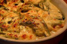 Gratin de Poireaux aux Crevettes © Ana Luthi 0010 http://www.l-eaualabouche.com/article-gratin-de-poireaux-aux-crevettes-121195613.html