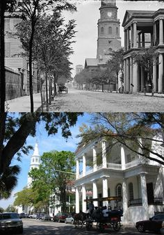 Charleston, South Carolina .. Then and Now | Flickr - Photo Sharing!