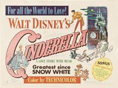 Cinderella Poster at AllPosters.com