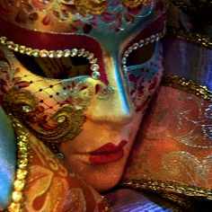 Venice Carnival Mask   by Luigi R. Viggiano